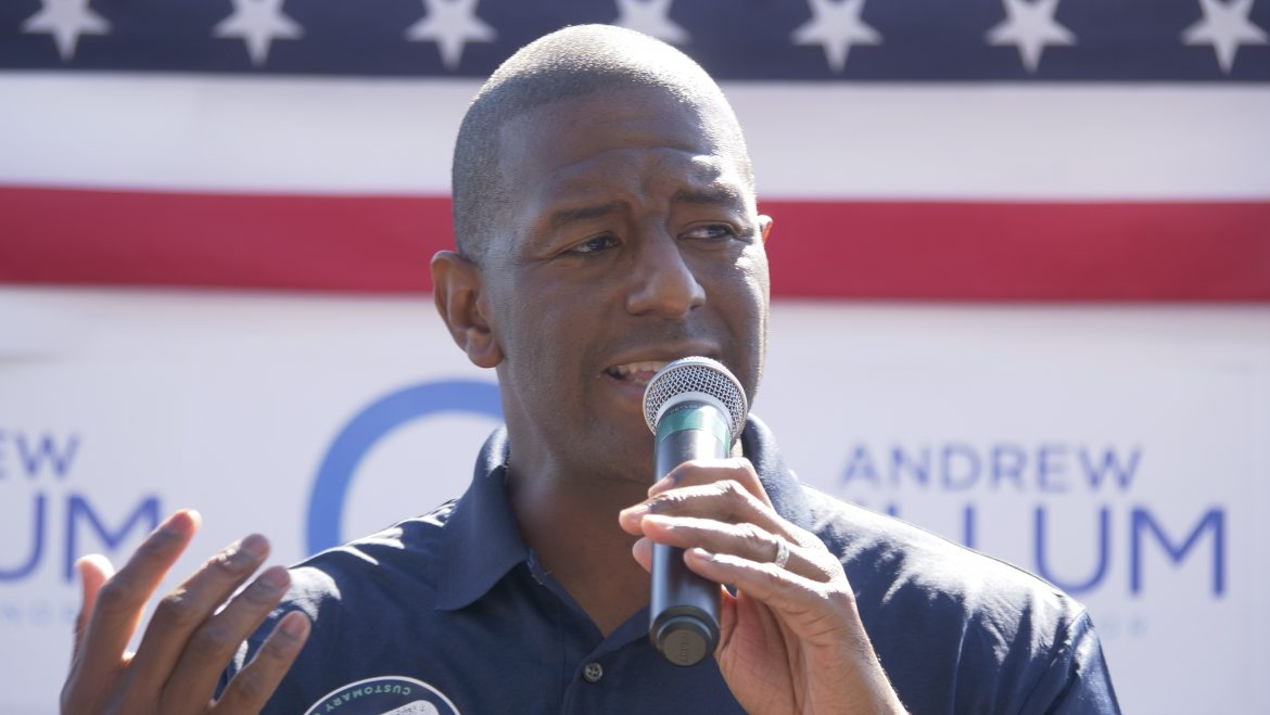 Former Mayor Of Tallahassee, Florida Andrew Gillum Caught With A Male Prostitute And Crystal Meth