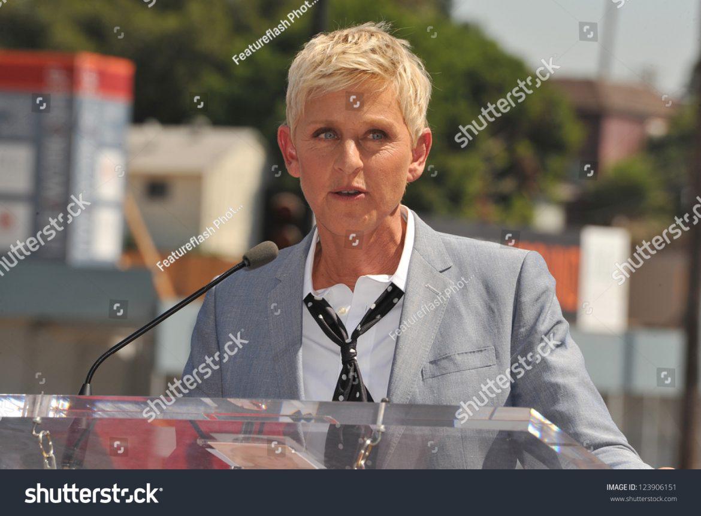 Have You Seen The Ellen DeGeneres Look Alike? He's Gay